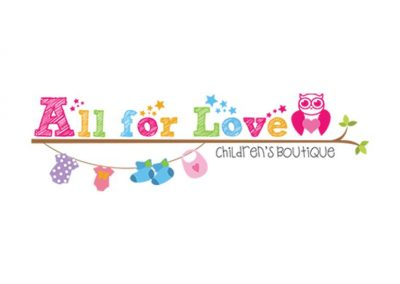 All for Love – Children's Boutique
