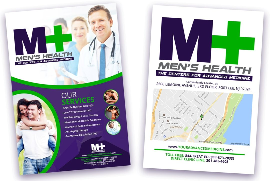 Men's Health Flyer