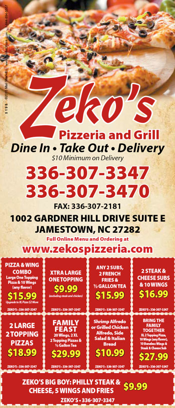 Zeko's Pizza